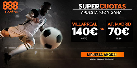888sport-supercuotas-villareal-at-madrid